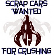 Scrap Cars Wanted for Crushing, Northern Ireland